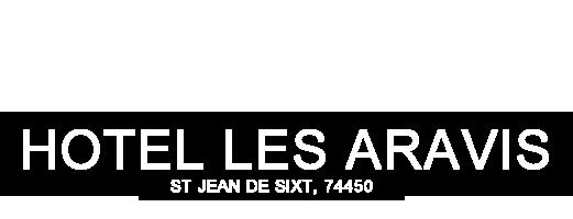 Hotel les Aravis – St Jean de Sixt logo